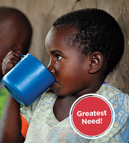 ELCA World Hunger's 40 Days of Giving - Malawi