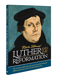 Rick Steves' Luther and the Reformation DVD Cover