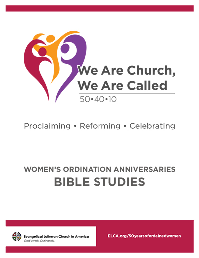 50 Years of Ordained Women - Bible Studies