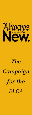 Always Being Made New