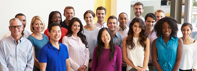 All the same kind of people