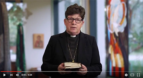 Call to be present from Bishop Eaton (video)