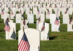 A day to honor their sacrifice