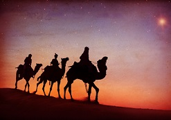Celebrating Three Kings Day