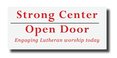 Strong Center Open Door